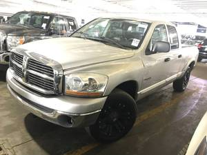 2006 Dodge Ram 1500 Big Horn 4x4