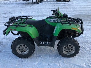2005 Arctic Cat 4x4
