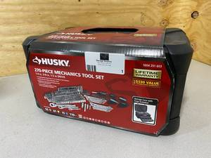 HUSKY Mechanics Tool Set (270-Piece)