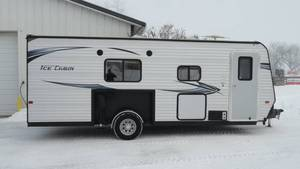 2015 Salem Ice Cabin  8x20 RD