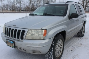 2003 Jeep Grand Cherokee Limited 4x4
