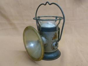 Vintage Railroad Light