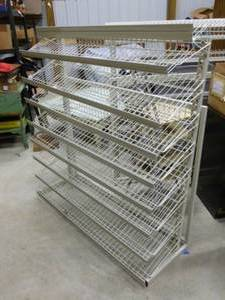 Commercial Storage Rack