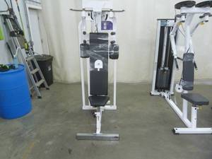 Paramont Vertical Butterfly Machine