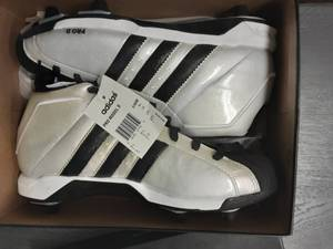 Adidas Cleats Pro Model D Sz. 9