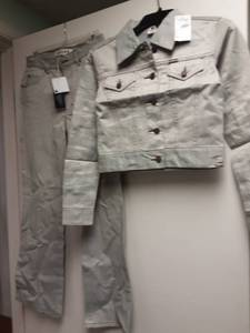 Super Large Lot Of Jackets & Jeans:
