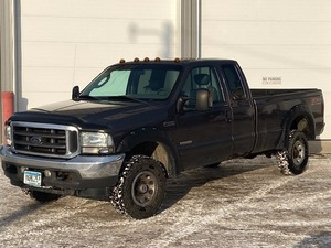 2004 Ford F.350 Lariat Super-Duty