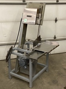 Hobart Slat-Saw Meat-Cutting Bandsaw