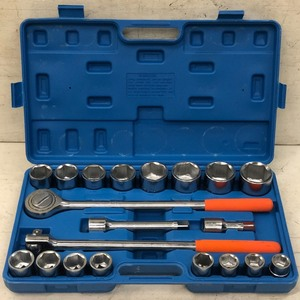 "3/4"" Drive Socket Wrench Set"