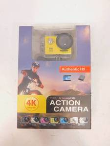 H9 4K Action Camera Wifi Sports Cam, waterproof