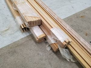 Oak Trim Boards