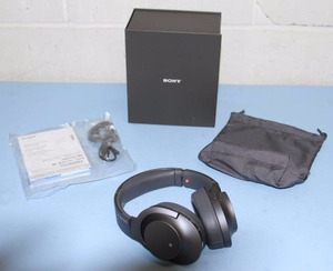 Sony WH-H900N h.ear on 2 Hi-Res Wireless Noise Cancelling Stereo Headset / Headphones