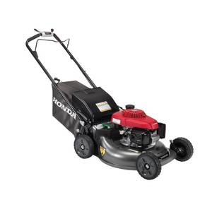 Honda 21 in. 3-in-1 Variable Speed Gas Walk Behind Self Propelled Lawn Mower with Auto Choke not used