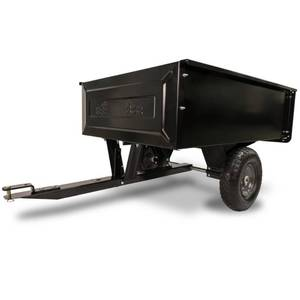 Agri-Fab 10 cu. ft. Steel Dump Cart NOT USED
