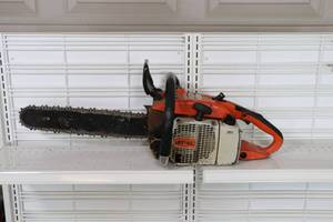 "Stihl O32 av 18"" chainsaw"