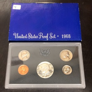 1968 U.S. Proof Set ...