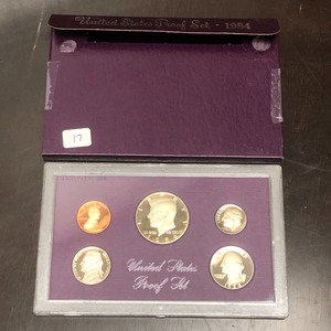 1984 U.S. Proof Set ...