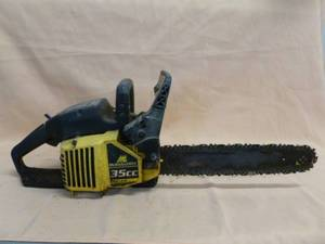 McCulloch Chain Saw