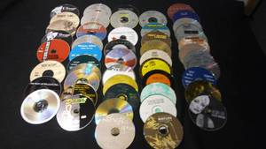 Over 50 Country Music CD's