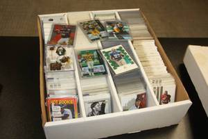 Large Star Rookie and Numbered Football Card Lot