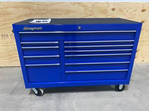 "NEW Snap On KRA2411PCM 55"" Rolling Tool Box Chest RETAIL: $5,140"