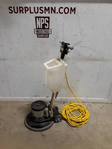 Pacific Commercial Floor Buffer Model AD15017 1.5HP 120VAC