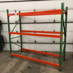 Industrial Pallet Racking Lot