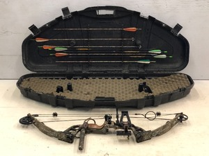 PSE Baby G-Force Compound Bow Set