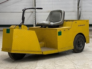 Cushman 36Volt Electric Tug Cart