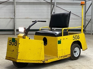 Cushman 24Volt Electric Tug Cart