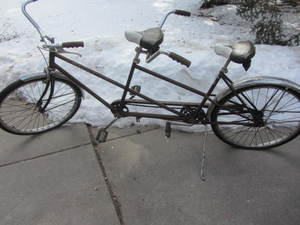 Schwinn Twinn Bicycle Built For Two