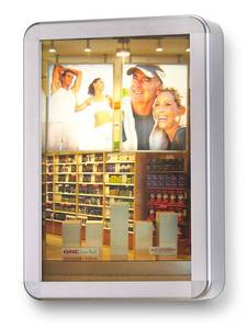 "Wall Mount Luminaire Ultra® II Light Box/Backlit Graphic Display - 36"" x 48"" - NEW IN FACTORY PACKAGING"