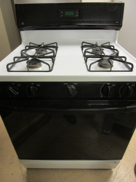 Ge Xl44 Gas Stove Refrigerators