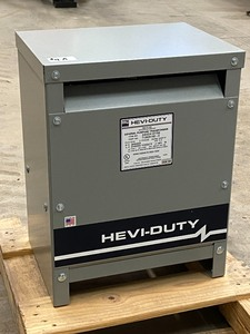 New EGS Hevi-Duty Transformer