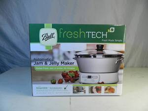 Brand New Ball Fresh Tech Automatic Jam and Jelly Maker