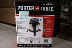 Porter-Cable PCX18301-4C Stainless Steel 4-gallon Wet/Dry Vacuum
