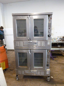 Blodgett Double/Stacked Convection Ovens