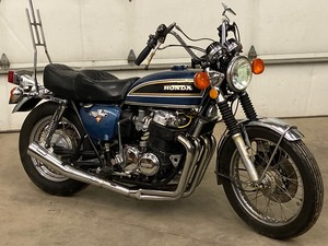 1975 Honda 750-Four Motorcycle