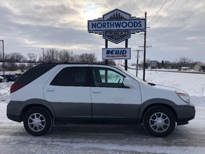 2004 Buick Rendezvous CXL AWD -No Reserve-