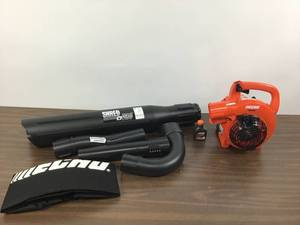ECHO 165 MPH 391 CFM 25.4 cc Gas 2-Stroke Cycle Leaf Blower Vacuum