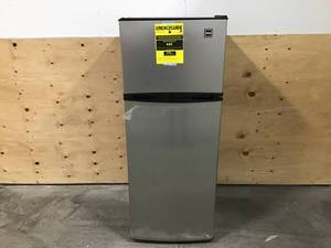 RCA 7.5 cu. ft. Mini Fridge with Stainless Look