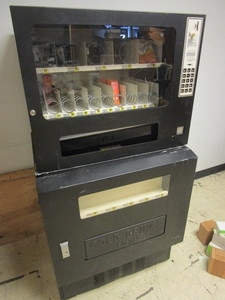 VENDING MACHINES, SNACK AND BEVERAGE