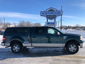 2007 Ford F-150 4x4  -No Reserve-