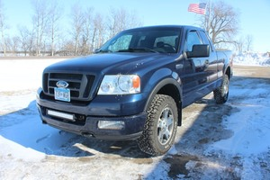 2004 Ford F150 XLT Extended Cab 4x4
