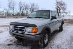 1997 Ford Ranger XLT 4x4 - 2 Owners -