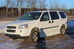 2008 Chevrolet Uplander - One Owner - Wheelchair Van -