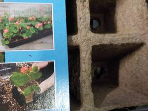 Lot of 3 Jiffy Greenhouse 50 plant ...