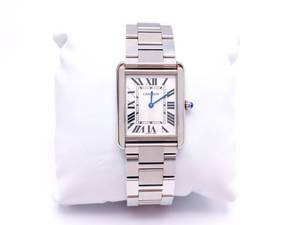 Cartier Tank Solo Watch in Original Box