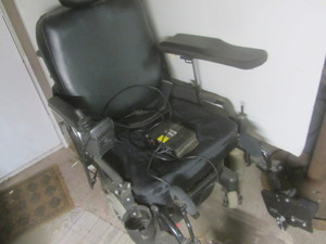 Freestyle Electric Wheelchair