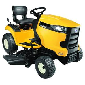 Cub Cadet XT1 Enduro Series LT 42 in. 18 HP Kohler Hydrostatic Gas Front-Engine Riding Mower LT42